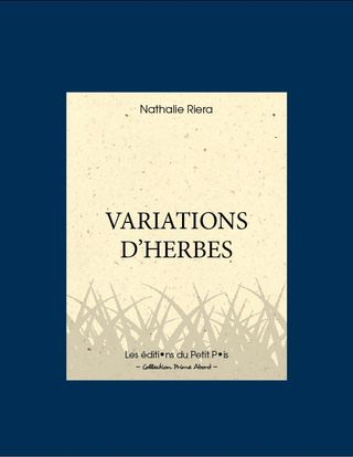 Couverture variations d'herbes