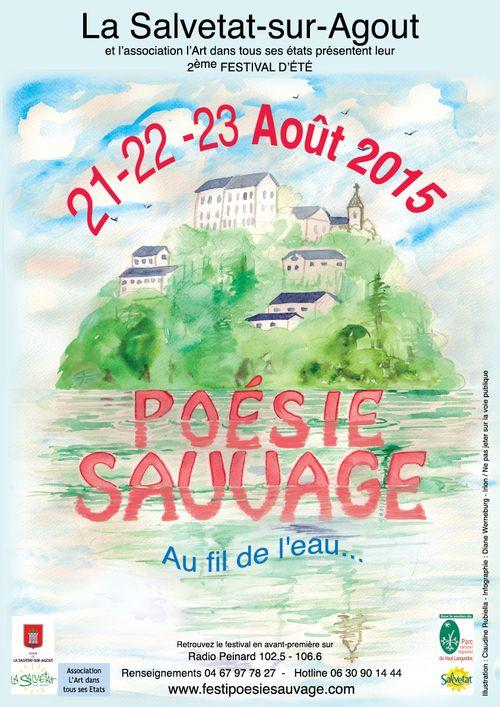 Affiche poésie Salvetat 2015